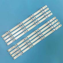 8 قطعة/المجموعة LED الخلفية قطاع ل LG 42LB550V 42LB551V 42LB552V 42LB650V 42LB5850 42LB585B 42LB585U 42LB585V 42LF6500 42LB6200