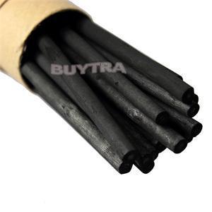 20 pièces Profession Crayons croquis dessin saule charbon de bois barre artiste Art Crayons peinture dessin fournitures
