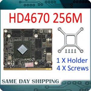 HD 4670 4670 м HD4670 HD4670M 256 мб графическая карта Для iMac 2010 2009 A1312 A1311 109-B80357-00 VGA Видео карта 216-0729051