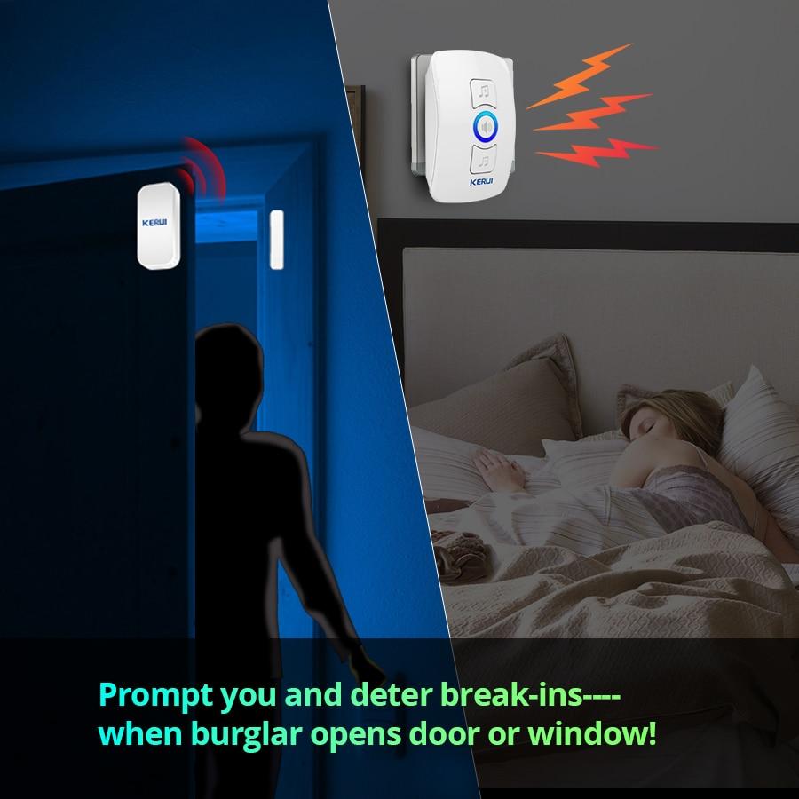 Songs Optional Waterproof Wireless Smart Doorbell Smart Home Security Systems cb5feb1b7314637725a2e7: 1receiver 1button-B|1receiver 1button-W|1receiver 2button-B|1receiver 2button-W|1receiver 2sensors|2receiver 1button-B|2receiver 1button-W