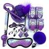 PU 11pcs Purple