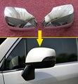 Chrome Rückansicht Tür Spiegel Abdeckung Trim Für Subaru Forester SJ Zubehör 2014 2015 2106 2017 2018 Mit Drehen Licht molding-in Chrom-Styling aus Kraftfahrzeuge und Motorräder bei