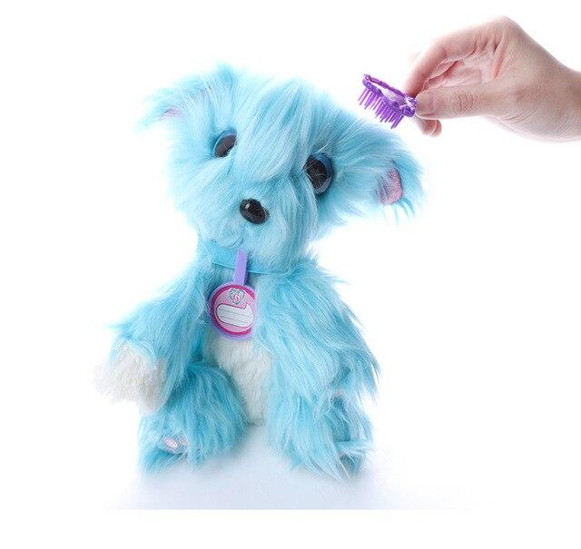 Ins Kawaii Stuffed Animal toys Scruff a Luvs plush toy bath dog plushie cat Soft rabbit doll toys for girls gifts