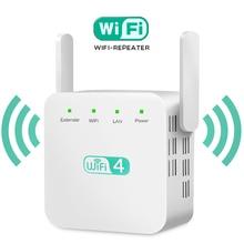Senza fili WiFi Del Ripetitore WiFi Extender Antenna WiFi Booster 2.4G Wi Fi Amplificatore Long Range Del Segnale Wi Fi Repiter Wlan Repeater