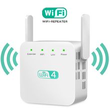 Wireless WiFi Repeater WiFi Extender Antenna WiFi Booster 2.4G Wi Fi Amplifier Long Range Signal Wi Fi Repiter Wlan Repeater