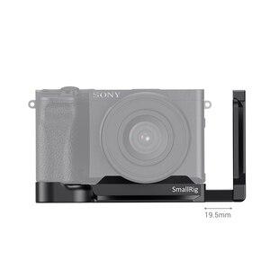 Image 4 - Smallrig a6600 l placa dslr câmera a6600 l placa l suporte para sony a6600 w/arca tipo placa para vlog vlogging rig 2503