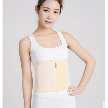 Frame fixed belt rib belt chest thoracic rib fracture fixation with gray belt Permeability to protect the waist elastic waist фото