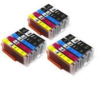 Canon 480 481 PGI-480 CLI481 XXL 잉크 카트리지 PIXMA TS704 TR7540 TR8540 TS6140 TS9540 TS6240 TR 7540 프린터