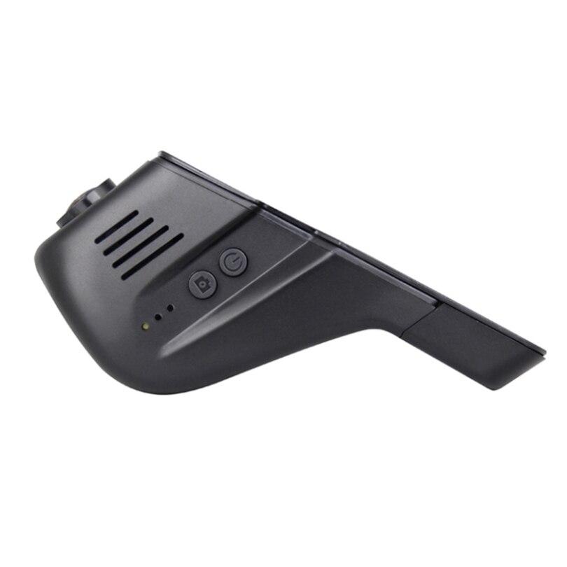 For Volkswagen Passat Car DVR Driving Video Recorder Mini Control APP Wifi Camera FHD 1080P Registrator Dash Cam CCD full hd 3