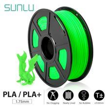 Sunlu 3D Printer PLA ABS Nylon Wood TPU PETG Carbon PA Filament 1.75mm 3D Plastic Printing Filaments пластик для 3д ручки abs пластик для 3д печати нит перламутр рубин