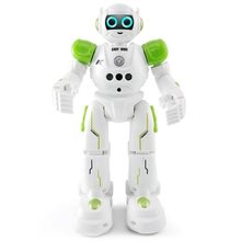 KaKBeir R11 RC Robot CADY WIKE Gesture Sensing Touch Intelligent Programmable Walking Dancing Smart Robot Toy for Children Toys(China)