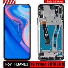 Originele Display Voor Huawei Y9 Prime 2019 P Smart Z Lcd Touch Screen Digitizer Voor Y9 Prime 2019 STK-L21 STK-L22 STK-LX3