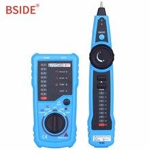 Hohe Qualität Netzwerk Kabel Tester Detektor RJ11 RJ45 Cat5 Cat6 Telefon Draht Tracker Tracer Toner Ethernet LAN Linie Finder