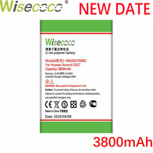 Wisecoco HB505076RBC 3800mAh New Battery For Huawei A199 C8815 G606 G610 G700 G710 G716 G610S Y3 II 2 Y3II Y3II-U22 LUA-U22