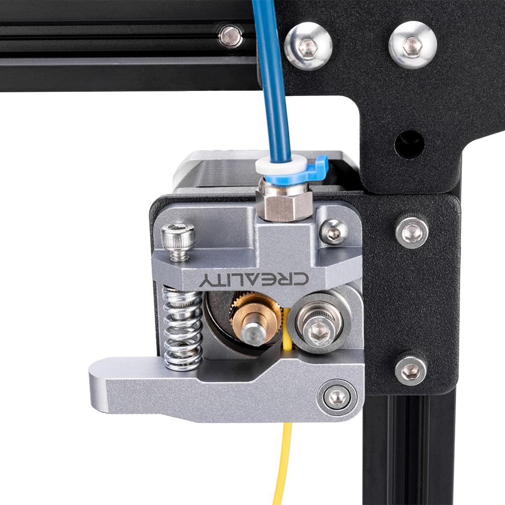 Newest CREALITY 3D Printer Ender-3 Part Bowden Aluminum Alloy Block Extruder 1.75mm Filament For Ender-3/Ender-3 Pro/Ender-5