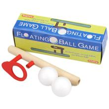 Family Game Blow Ball Funny Games Blowing magic Ball Balance Training Parents children's Interactive educational toys(China)