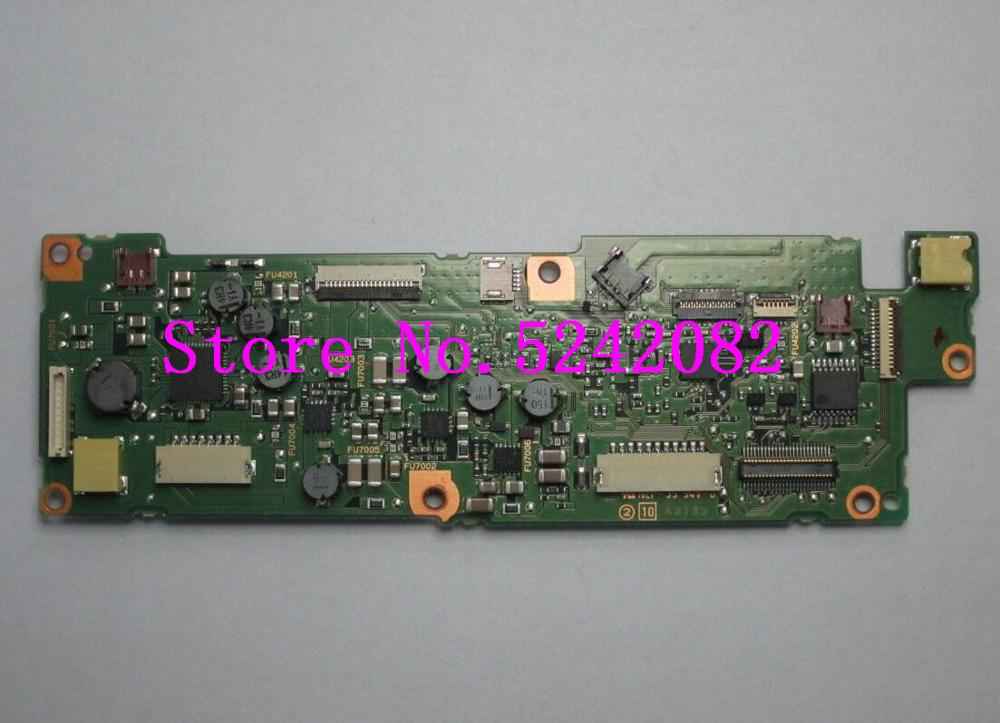 New For <font><b>Canon</b></font> FOR EOS-1D X FOR EOS <font><b>1DX</b></font> PCB Power Board Bottom Driver <font><b>Repair</b></font> Parts image