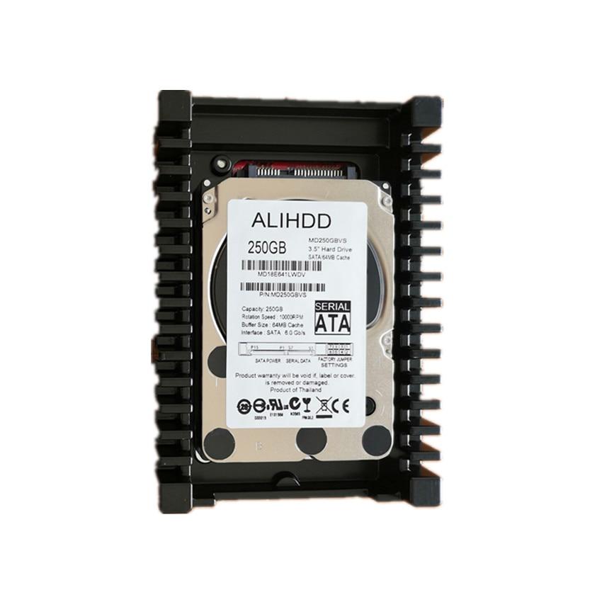 VelociRaptor 250GB 10000 RPM 64 mo Cache SATA 6.0 Gb/s 3.5