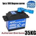 Waterdichte SPT5435LV 35Kg Grote Koppel Digitale Standaard Servo Voor 1/8 1/5 Rc Auto Baja Klimmer Vliegtuig Robotic Metal Gear