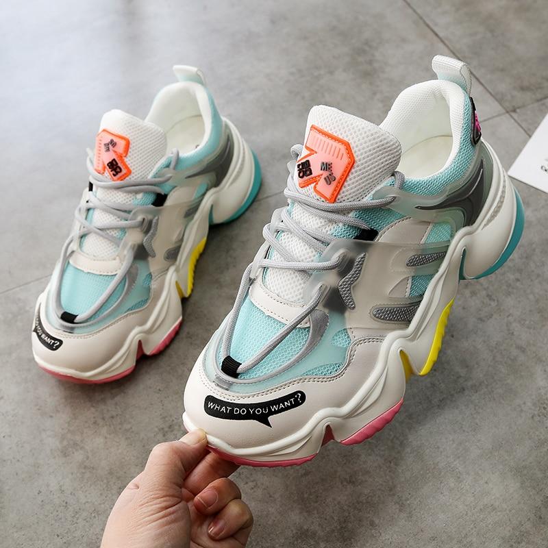 Летние женские кроссовки