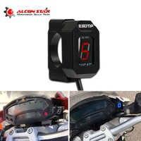 Alconstar Motorcycle Ecu Direct Mount 1-6 Speed Gear Display Indicator For Ducati Monster 696 796 1100 Scrambler 400