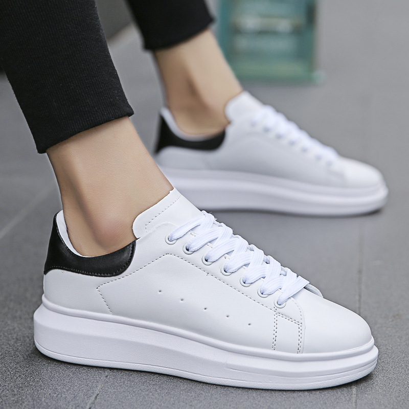 2019 New Men Casual Shoes Designer Sneakers Leather Men Shoes Fashion Comfortable Lightweight Shoes Footwear Zapatillas C1-10A