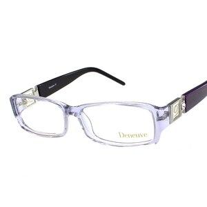 Image 4 - ZENOTTIC 2020 Acetate Eyeglasses Frame For Women Optical Glasses Full Frame Spectacle Oculos De Grau Prescription Myopia Eyewear