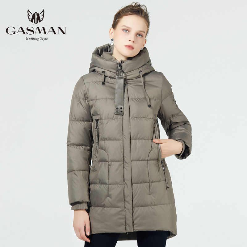 Portable Gas Detector Crowcon T3 2019 Musim Dingin Mantel Wanita Medium-Long Jaket Musim Dingin Wanita Berkerudung Hangat Musim Dingin Wanita Jaket Parka Fashion