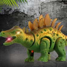 Dinosaur-Toys Remote-Control-Toys Walking Rc-Animals Kids Realistic Electronic for Baby