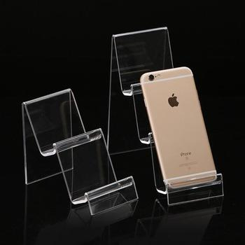Transparent Made of Acrylic Display Shelf Mobile book Wallet Glasses Rack Multilayers Cellphone Jewelry Display Stand Packaging transparent acrylic pen rack jewelry accessories shelves small items show eyebrow pencil display shelf collection display