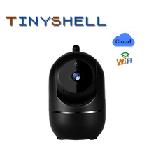1080P Black color CCTV cloud Wireless IP Camera surveillance camera Smart Auto Tracking Human Home Security Network baby monitor