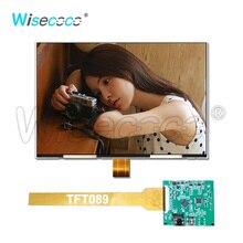 Wisecoco 8.9 cal 2560*1600 2k IPS wyświetlacz LCD 16:10 ekran z MIPI płyta sterownicza Raspberry PI 3 DIY DLP 3d drukarki