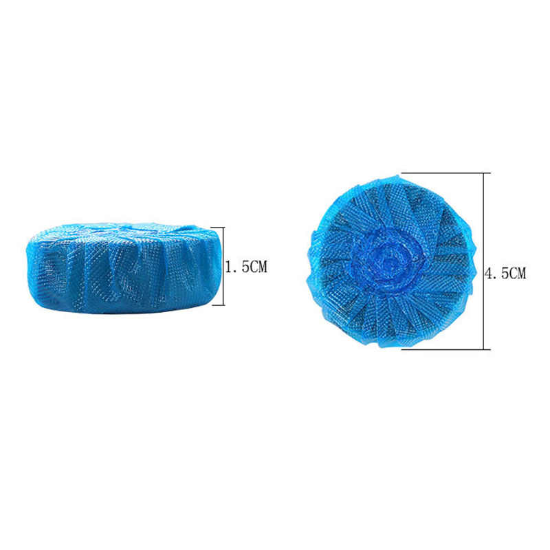 Przydatny niebieski bańka toaleta czysty dezodorant blok automatyczny spłukiwanie spirytusowy środek czyszczący do wc domowy dezodorant łazienkowy