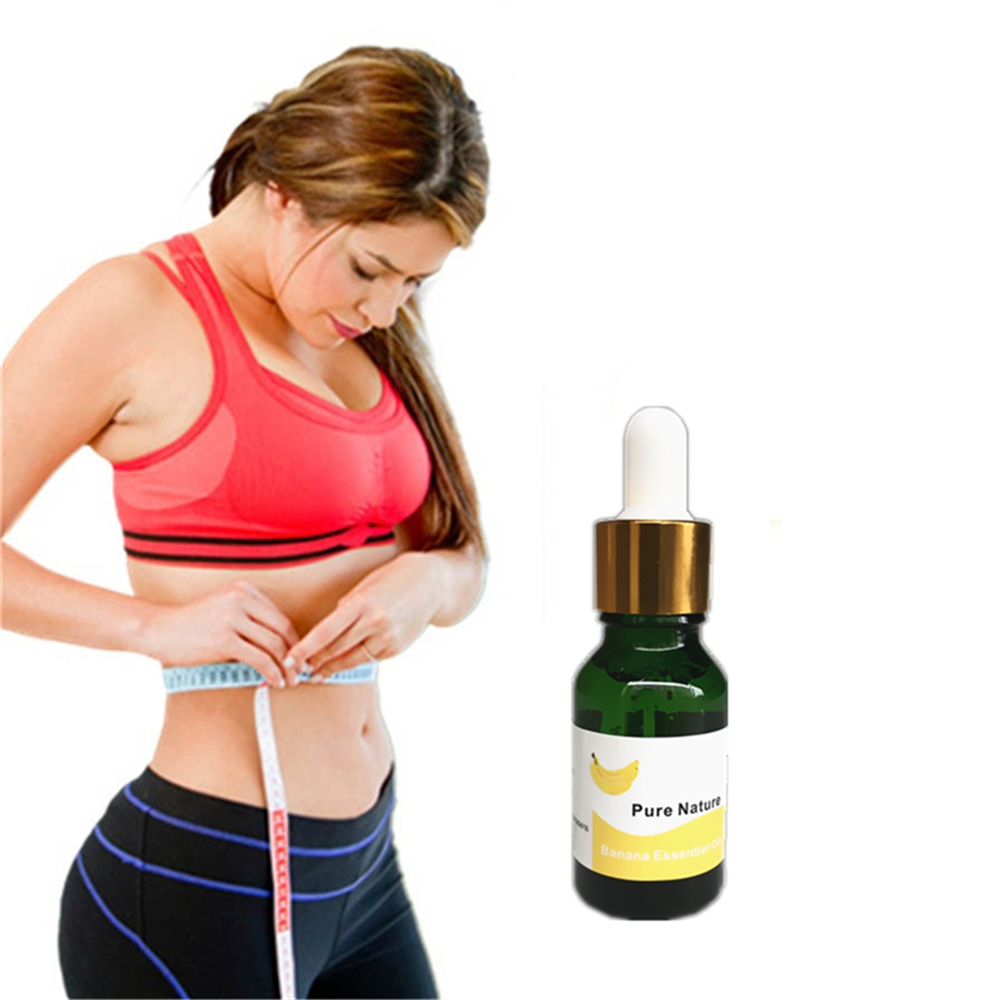 30ml Powerful Weight Loss Overfat Burn Fat Banana Body Shaping Slimming Essential Oil Lose Weight Not Rebound Hip Lifting Cream