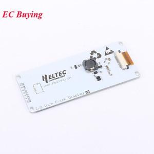 "Image 5 - 2.9 Inch E Paper Module E Ink Display Screen Module For Arduino 2.90"" e Ink Black White Color DIY Kit Watch IL0373F 296*128"