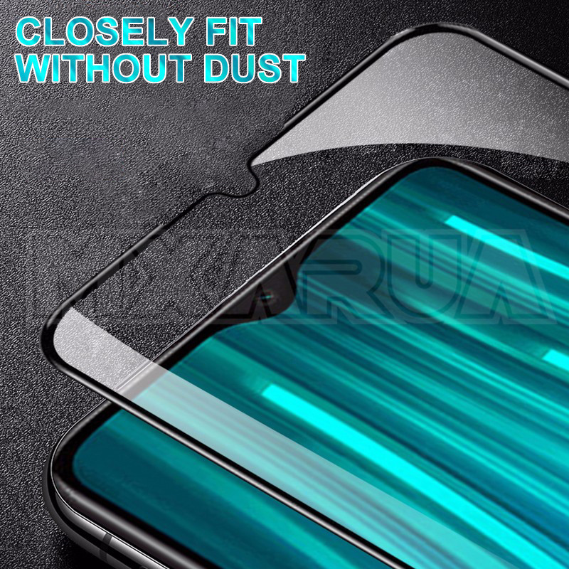 Image 5 - 9D Full Cover Tempered Glass on the For Xiaomi Redmi Note 8 7 6 Pro Redmi 8 8A 7 7A 6 Pro 6A Go K20 Screen Protector Glass FilmPhone Screen Protectors   -