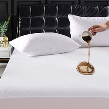 Blancstar Terry Matress Cover 100% Waterproof Mattress Protector Bed Bug Proof Dust Mite Pad For MP001