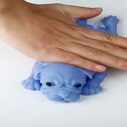 Squeeze Spielzeug Simulation welpen hund Dekompression spielzeug Stress Relief spielzeug Squeeze spielzeug tiere Spielzeug kinder geschenk