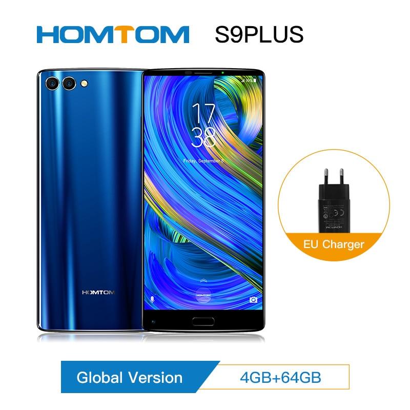 HOMTOM S9 Plus 18:9 HD+ 5.99