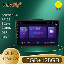 Android Lada-Granta Carplay Navifly 7862 Multimedia-Player 8-Core for 128G 0 1280--720
