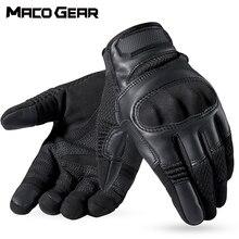 Тактические перчатки с жестким каркасом для сенсорного из искусственной экрана, армейские военные боевые страйкбольные для стрельбы на от...