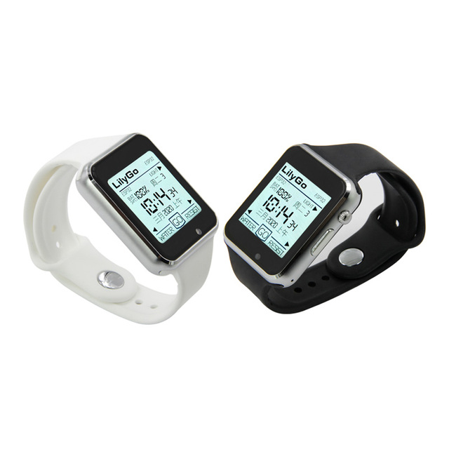 LILYGO®TTGO T Watch 2020 ESP32 الشريحة الرئيسية 1.54 بوصة تعمل باللمس للبرمجة يمكن ارتداؤها التفاعل البيئي