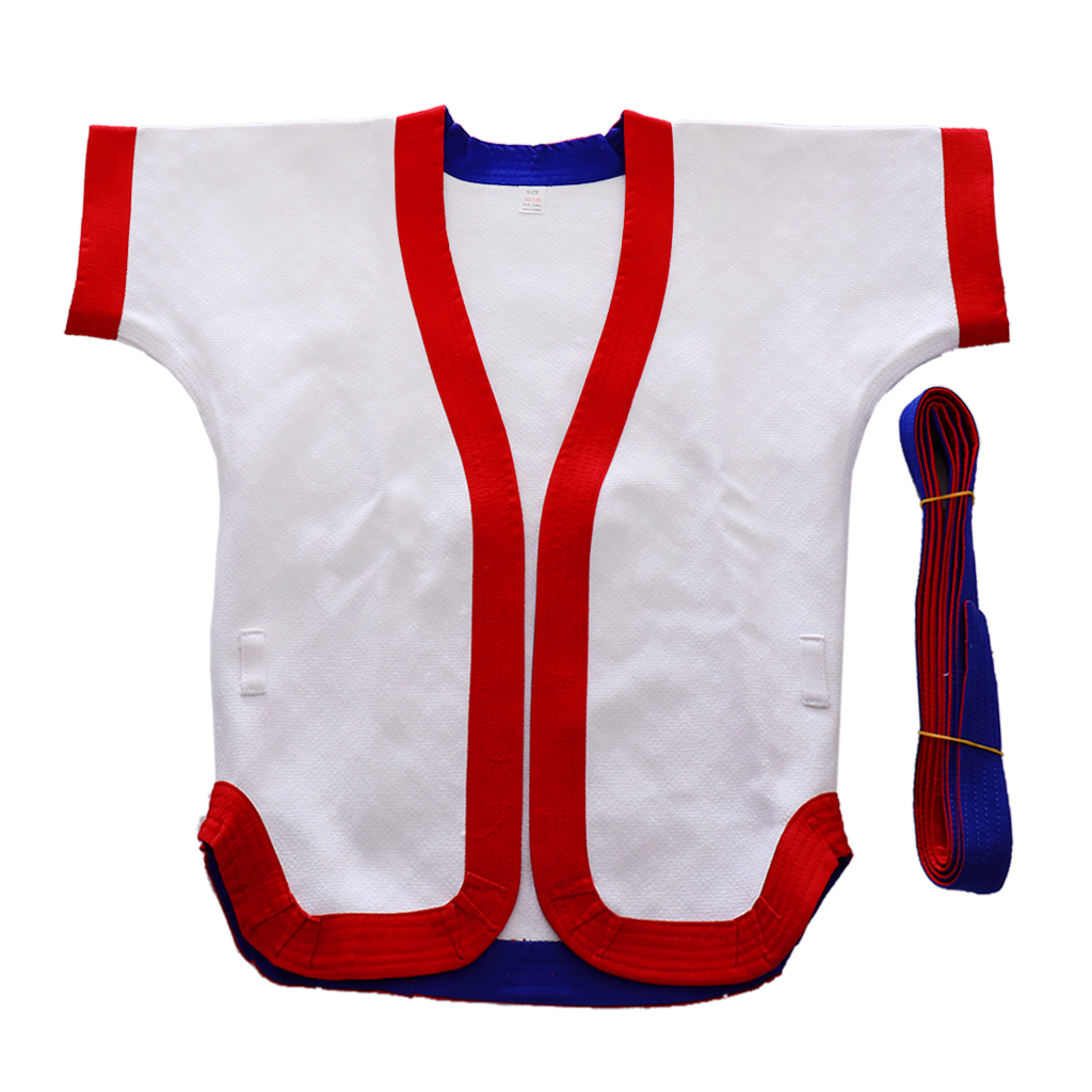 Lightweight Chinese Kungfu Wrestling Uniform Top Suit For Men Women Kids Juniors Chinese Wrestling Unifrom Top