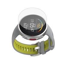 Smartwatch กระจกนิรภัยป้องกันฟิล์มสำหรับ POLAR Vantage V2กีฬานาฬิกา LCD จอแสดงผลป้องกันหน้าจอ