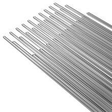 10/20/50Pcs 50cm Low Temperature Welding Wire Aluminum Flux Core for Home Construction Site Factory Tool