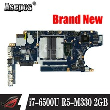 Laptop motherboard For LENOVO IdearPad E460 Core I7-6500U Mainboard BE460 NM-A551 00UP260 SR2EZ CPU 216-0864018(China)