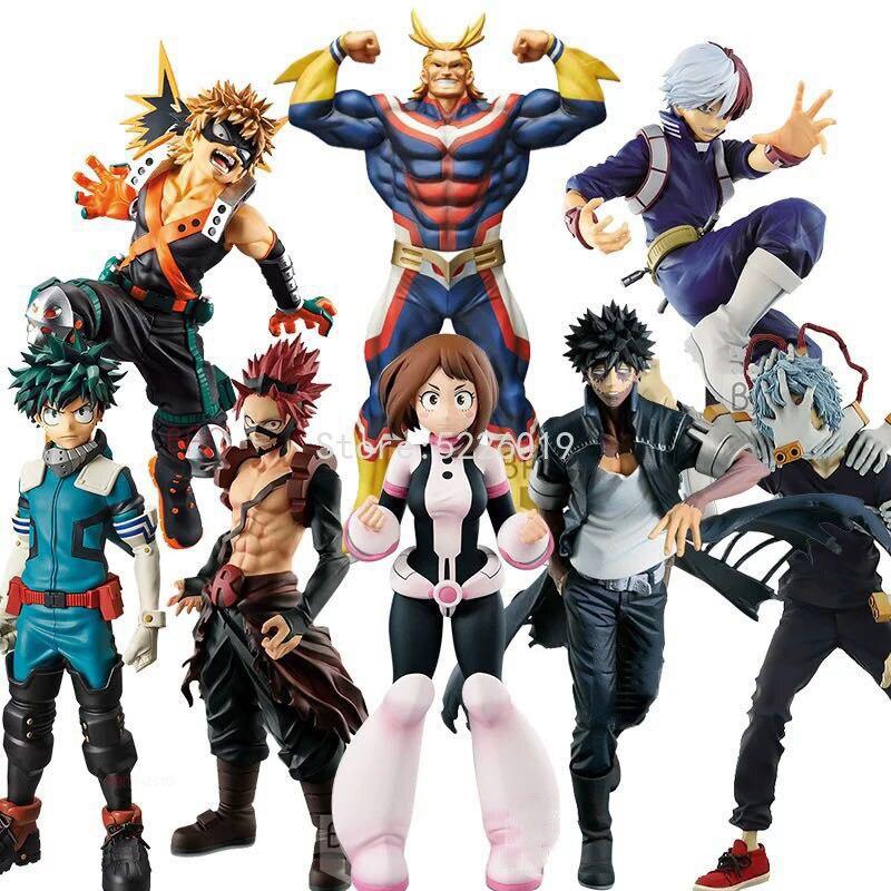 Экшн-фигурки из аниме «Моя геройская Академия», 21 стиль