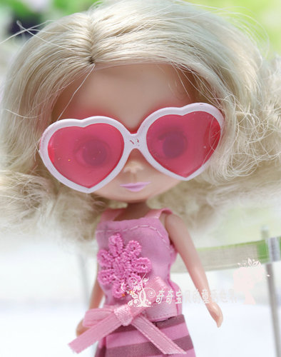 For blyth doll glasses sunglasses fashion girl boy 1/6 toy gifts 19