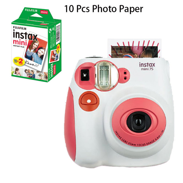 Cheap polaroid camera