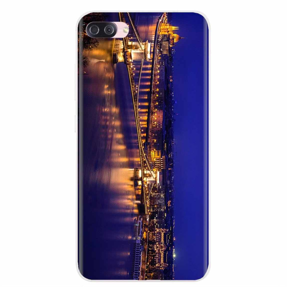 Soft Cover Tas Gedung Parlemen Hongaria Budapest untuk iPhone 11 Pro 4 4S 5 5S SE 5C 6 6S 7 8 X XR X PLUS Max untuk IPod Touch